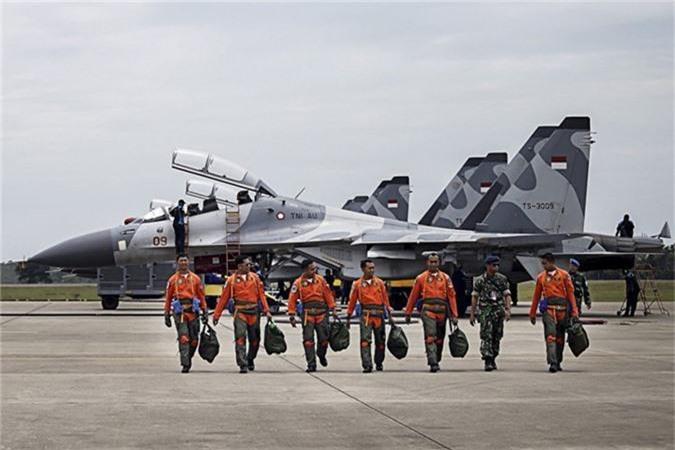 Quoc gia chau A nao so huu tiem kich Su35 trong phi doi bay?-Hinh-6