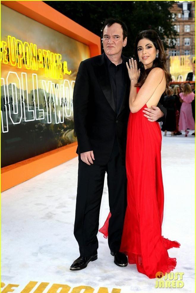 Thảm đỏ Once Upon a Time in Hollywood: Bộ đôi Leonardo - Brad Pitt bảnh bao bên Harley Quinn, sao mặc lố chiếm trọn spotlight - Ảnh 8.