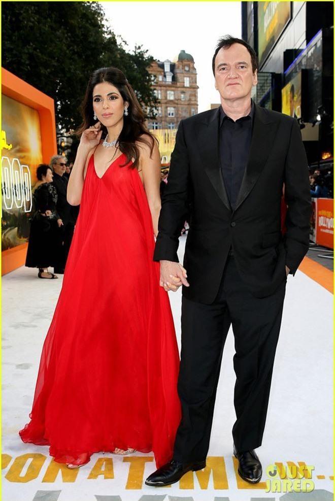 Thảm đỏ Once Upon a Time in Hollywood: Bộ đôi Leonardo - Brad Pitt bảnh bao bên Harley Quinn, sao mặc lố chiếm trọn spotlight - Ảnh 9.