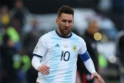 2. Lionel Messi (Barca, Argentina).