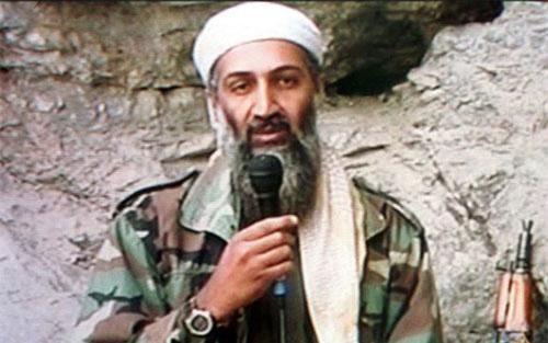 Osama bin Laden (Ảnh: RT)
