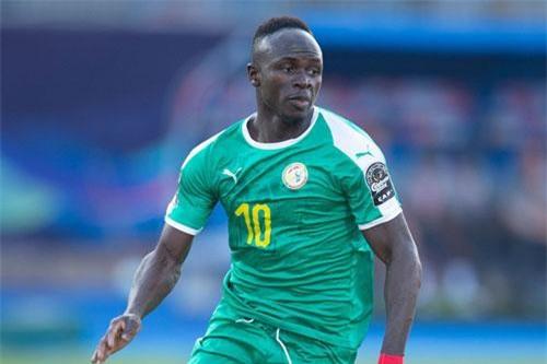 3. Sadio Mane (Liverpool, Senegal).