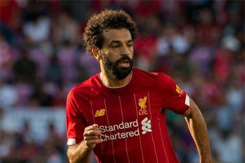 5. Mohamed Salah (Liverpool, Ai Cập).
