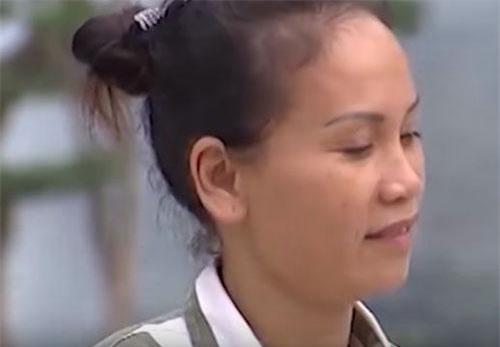 Mạch Thị Bích Ngọc. Ảnh cắt từ video