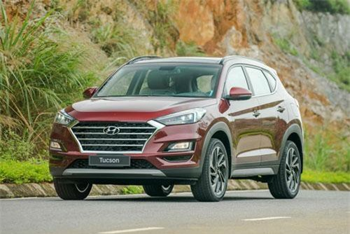 Hyundai Tucson 2019. Ảnh: Hyundai Thành Công.