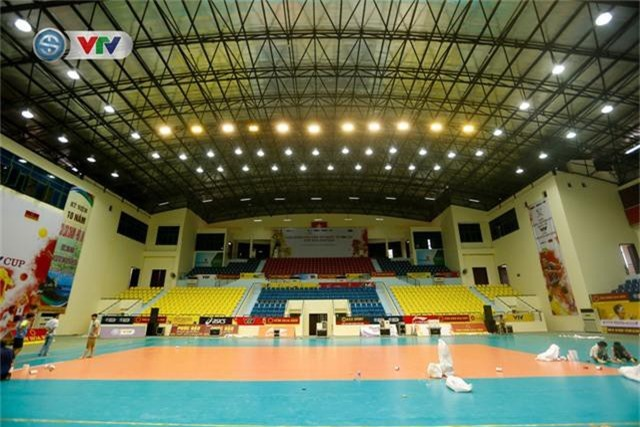 Quảng Nam chuẩn bị kỹ lưỡng và sẵn sàng cho giải bóng chuyền nữ Quốc tế VTV Cup 2019 - Ảnh 1.