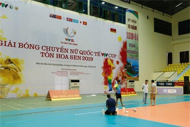 Quảng Nam chuẩn bị kỹ lưỡng và sẵn sàng cho giải bóng chuyền nữ Quốc tế VTV Cup 2019 - Ảnh 2.