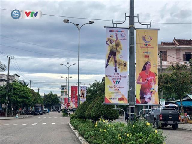 Quảng Nam chuẩn bị kỹ lưỡng và sẵn sàng cho giải bóng chuyền nữ Quốc tế VTV Cup 2019 - Ảnh 7.