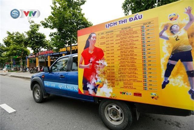 Quảng Nam chuẩn bị kỹ lưỡng và sẵn sàng cho giải bóng chuyền nữ Quốc tế VTV Cup 2019 - Ảnh 9.