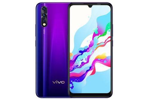 Vivo Z5 có kích thước 159,53x75,23x8,13 mm, trọng lượng 187 g.