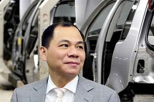 Vingroup của ông Phạm Nhật Vượng đang dần chuyển từ một công ty bất động sản sang công ty công nghệ