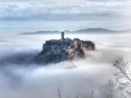 Thị trấn Civita di Bagnoregio