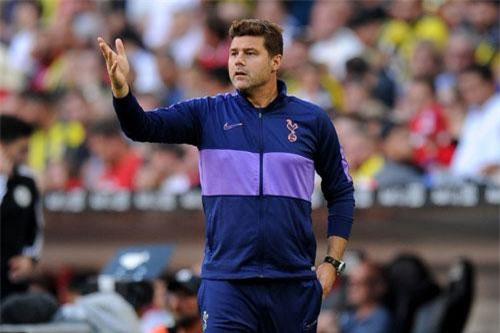 3. Mauricio Pochettino (Tottenham).