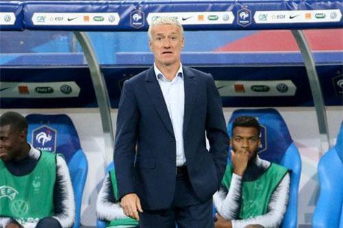 7. Didier Deschamps (ĐT Pháp).