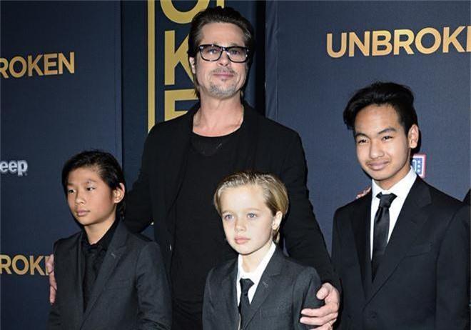 Sau gan 3 nam ly hon Angelina Jolie, Brad Pitt gio ra sao?-Hinh-3