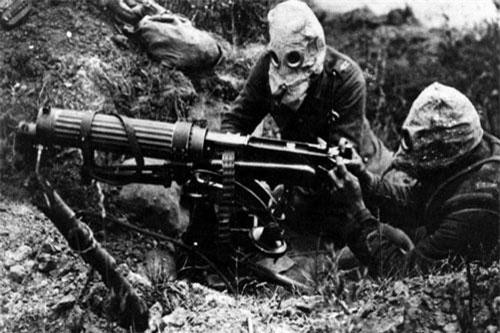 Chiến tranh thế giới thứ nhất là cuộc chiến tranh có thương vong lớn bậc nhất của nhân loại vào thời điểm đó. Cuộc chiến tranh này có thương vong tổng cộng lên tới hơn 40 triệu người. Nguồn ảnh: Theatlantic.