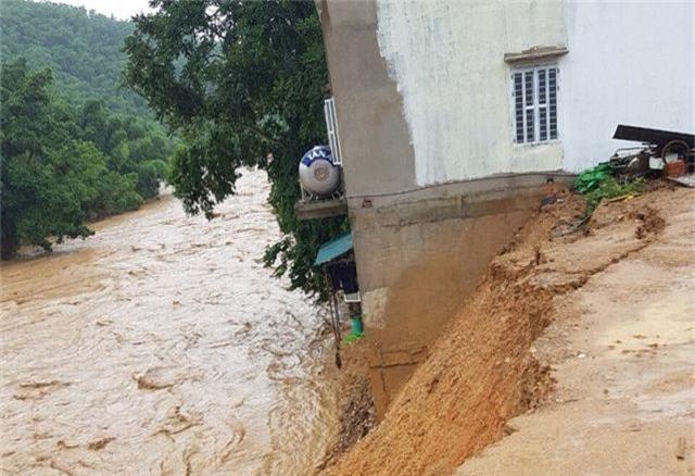 Thanh Hóa: 14 người mất tích do ảnh hưởng mưa bão - 4