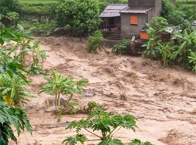 Thanh Hóa: 14 người mất tích do ảnh hưởng mưa bão - 6