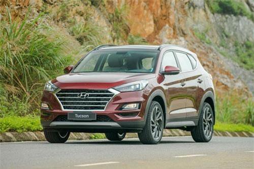 Hyundai Tucson 2019.