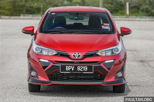 Toyota Yaris 1.5G 2019.