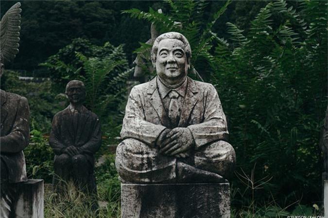 """Canh tuong giat minh o """"rung tuong ma"""" khet tieng Nhat Ban-Hinh-10"""