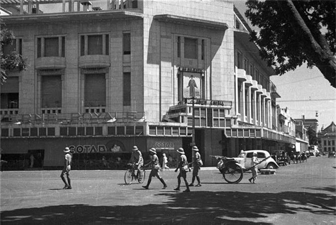 Loat anh choang ngop ve khu pho sang nhat Ha Noi nam 1940-Hinh-10