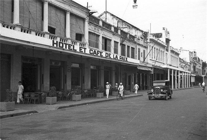 Loat anh choang ngop ve khu pho sang nhat Ha Noi nam 1940-Hinh-5