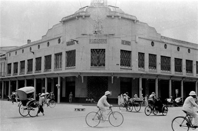 Loat anh choang ngop ve khu pho sang nhat Ha Noi nam 1940-Hinh-9