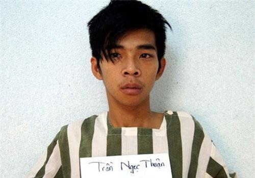 Trần Ngọc Thuận. Ảnh: Zing
