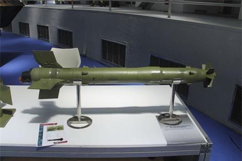 Tên lửa chống tăng Malyutka 2T do Serbia sản xuất. Ảnh: Military Today.