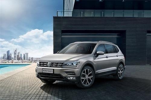 SUV Volkswagen Tiguan Allspace Luxury chính thức trình làng tại Việt Nam
