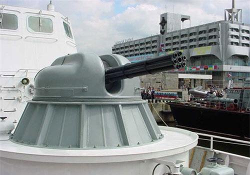 Theo mạng quân sự AAG, Hải quân Hoàng gia Thái Lan đã quyết định chọn pháo phòng không cao tốc (CIWS) AK-306 cho cặp tàu tuần tra ven biển mới của nước này. Việc này được đề cập một cách khéo léo trong các văn bản duyệt chi ngân sách mà Hải quân Thái Lan công bố gần đây. Nguồn ảnh: roe