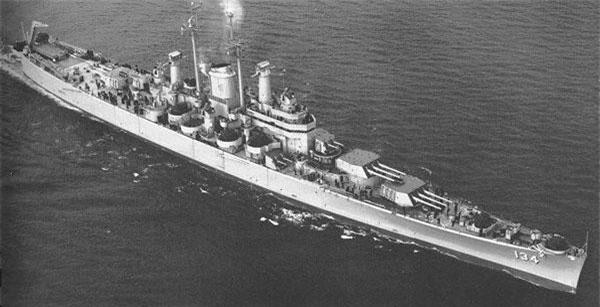 Tuần dương hạm lớp Des Moines do Hải quân Mỹ thiết kế và đưa vào sử dụng trong thời gian từ năm 1948 cho tới năm 1975 được coi là lớp tuần dương hạm hoàn thiện nhất trong lịch sử hiện đại của lực lượng hải quân thế giới. Nguồn ảnh: Flickr.