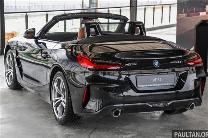 BMW Z4 moi tu 2,5 ty dong tai Malaysia, sap ve VN-Hinh-3