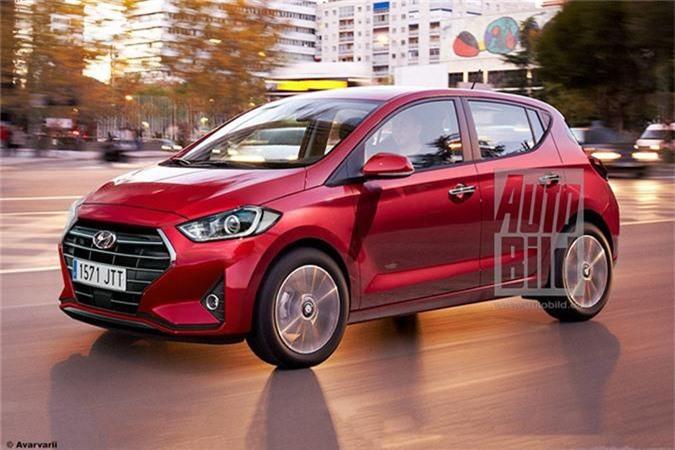 Hyundai Grand i10 the he moi chua den 200 trieu dong