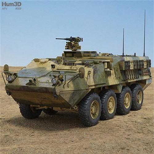 Soi 'quai vat bien hinh' Stryker ICV cua My ma Thai Lan dat mua-Hinh-2