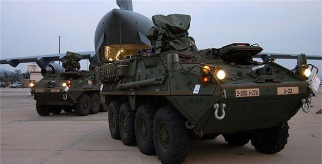 Soi 'quai vat bien hinh' Stryker ICV cua My ma Thai Lan dat mua-Hinh-4