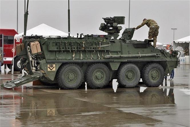 Soi 'quai vat bien hinh' Stryker ICV cua My ma Thai Lan dat mua-Hinh-5