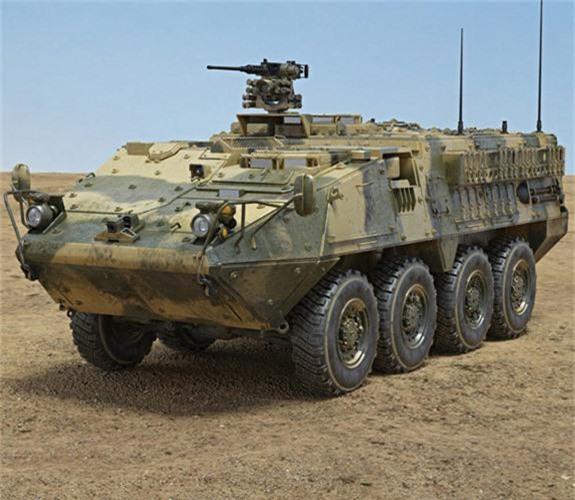 Soi 'quai vat bien hinh' Stryker ICV cua My ma Thai Lan dat mua-Hinh-6
