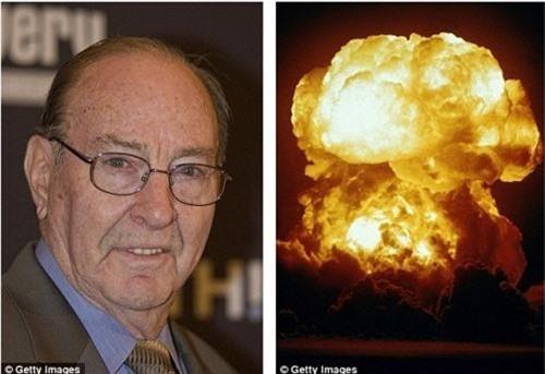 UFO đã cố gắng ngăn chặn những cuộc chiến tranh hạt nhân? - Ảnh 1