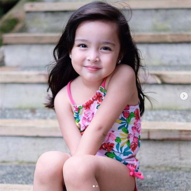 Hình ảnh mới nhất của con gái Marian Rivera được cô chia sẻ trên mạng xã hội.