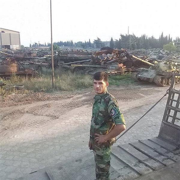 Chiến trường Syria là nơi ghi nhận việc tên lửa chống tăng có điều khiển (ATGM) cũng như các loại vũ khí chống thiết giáp tung hoành