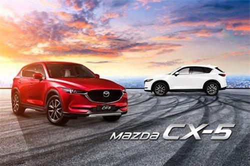 Mazda CX-5 2019.