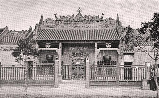 Anh xua hiem co ve hoi quan Quang Trieu o Sai Gon-Hinh-3