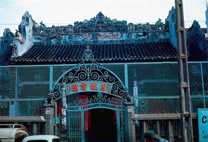 Anh xua hiem co ve hoi quan Quang Trieu o Sai Gon-Hinh-8