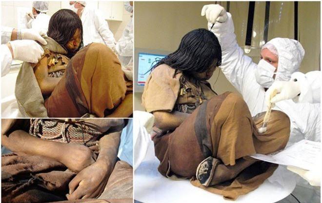 Giải mã thuật ướp xác thời cổ đại: Gần 4.000 năm vẫn còn nguyên mái tóc, hàng mi cong vút - Ảnh 4.