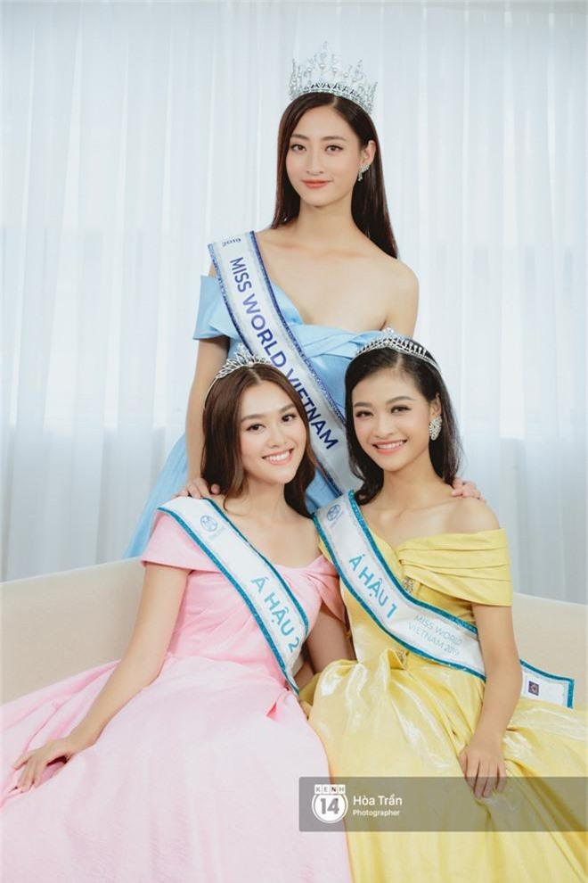 Top 3 Miss World Việt Nam 2019: Tân hoa hậu khẳng định không có ý định phẫu thuật thẩm mỹ, 2 á hậu gây thuyết phục bởi sự tự tin, khôn khéo - Ảnh 13.