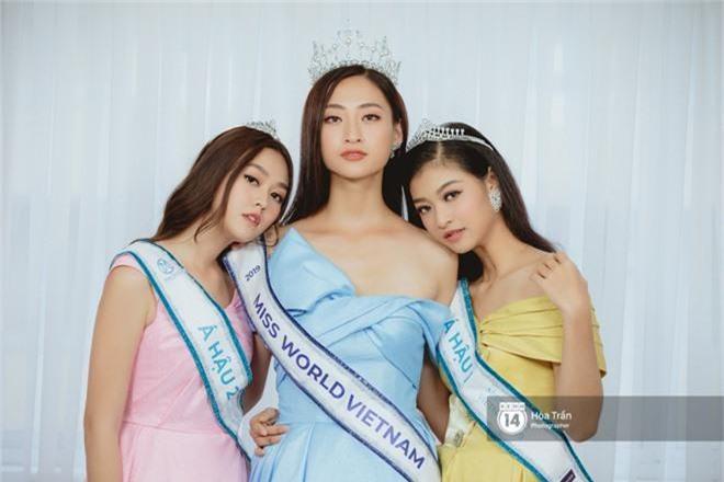 Top 3 Miss World Việt Nam 2019: Tân hoa hậu khẳng định không có ý định phẫu thuật thẩm mỹ, 2 á hậu gây thuyết phục bởi sự tự tin, khôn khéo - Ảnh 16.