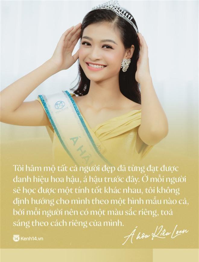 Top 3 Miss World Việt Nam 2019: Tân hoa hậu khẳng định không có ý định phẫu thuật thẩm mỹ, 2 á hậu gây thuyết phục bởi sự tự tin, khôn khéo - Ảnh 4.