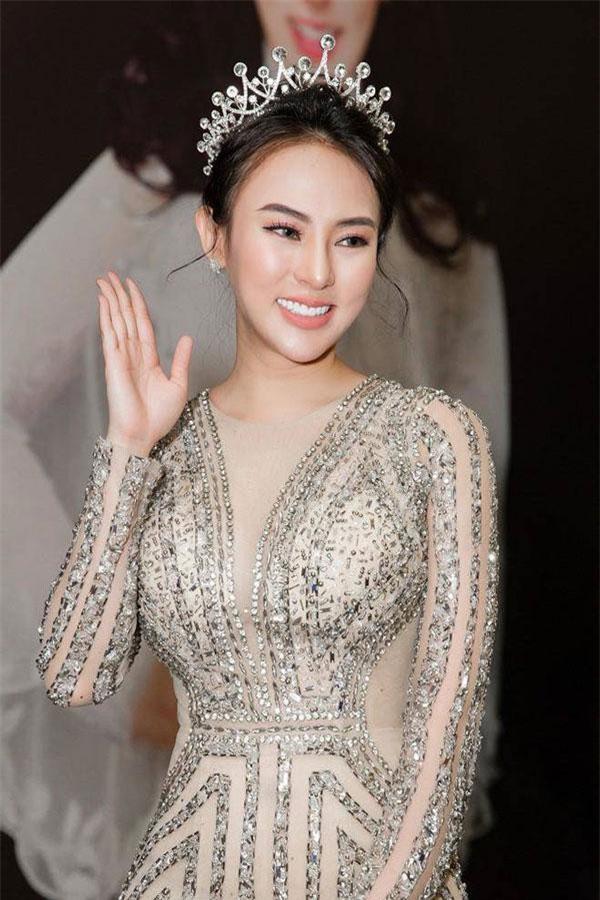 danh hiệu Hoa hậu Áo dài tại cuộc thi